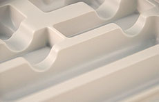 Vacuum Formed Plastic Point of Purchase Trays for the Parmaceutical Industry